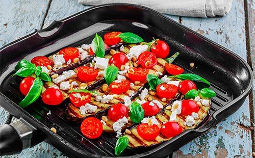 Баклажаны с помидорами и чесноком: рецепты закусок в духовке, мультиварке и на сковороде отзывы